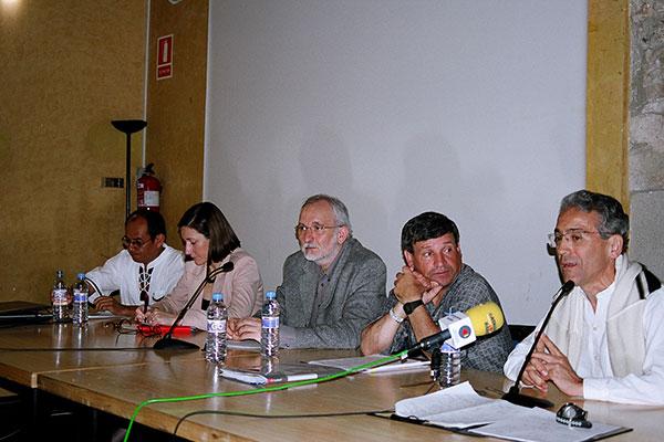 Participantes de la jornadas