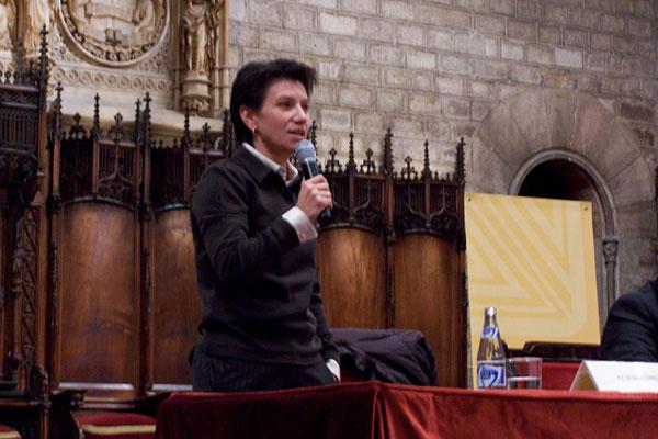Parlament Claudia López